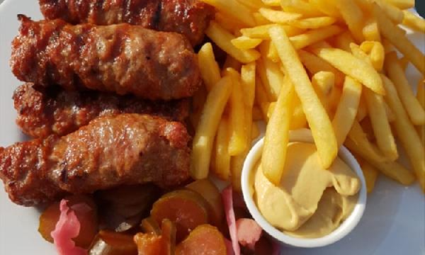 Meniu Mici cu Cartofi