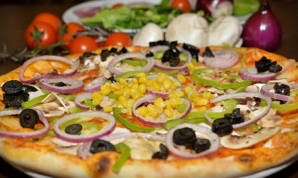 Pizza Alle Verdure 32cm