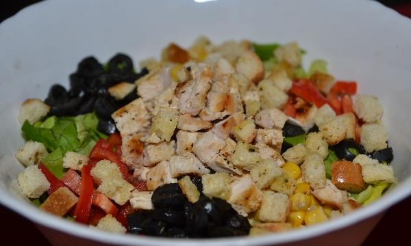 Salata Crocanta de Pui
